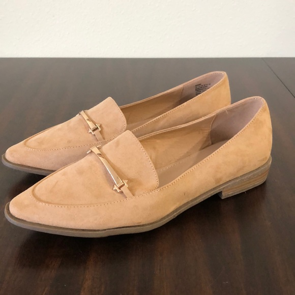 b34e2b75de6 JustFab Shoes - JustFab loafers size 11